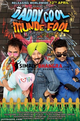 Dady COol Munde Fool Movie Poster