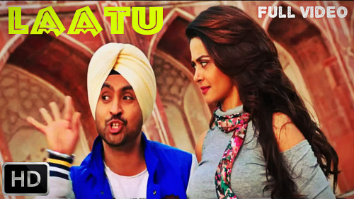 Diljit Dosanjh In Song Lattu