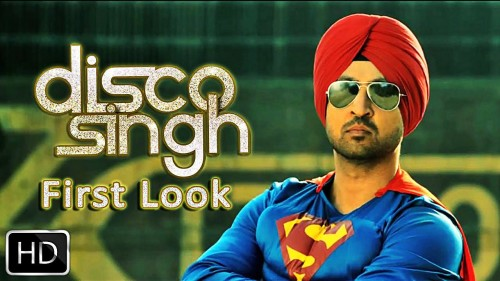 Diljit Dosanjh In Superman Dress