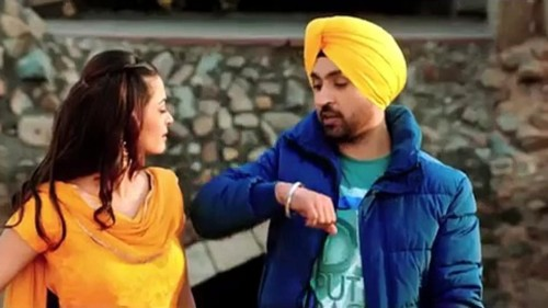 Diljit Dosanjh In Video Happy Birthday