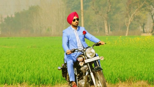 Diljit Dosanjh On Bullet