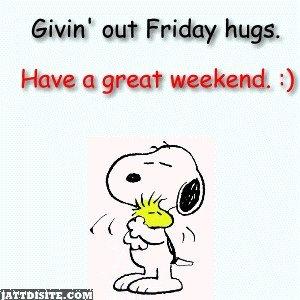 Friday Hugs