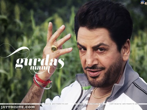 Gurdas maan Smile face