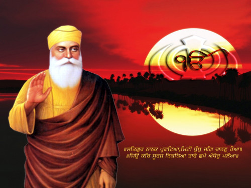 Guru-Nanak-Dev-Ji-Hindu-God-Wallpaper