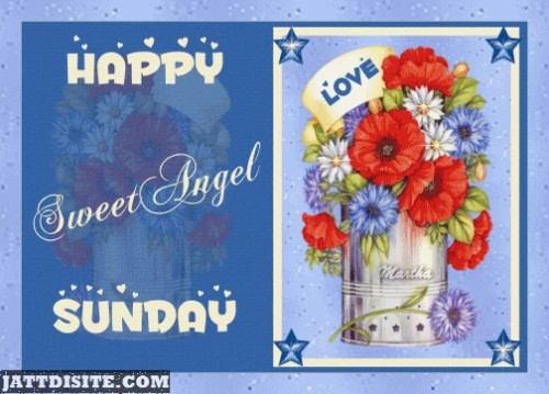 Happy Sweet Angel Sunday