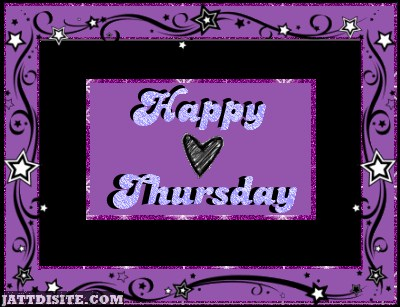 Happy Thursday Heart