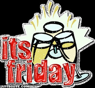 Its Friday Drink Time