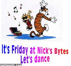 It's Friday Lets Dance