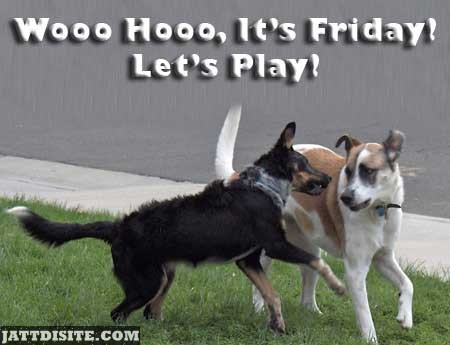 Its Friday Lets Play