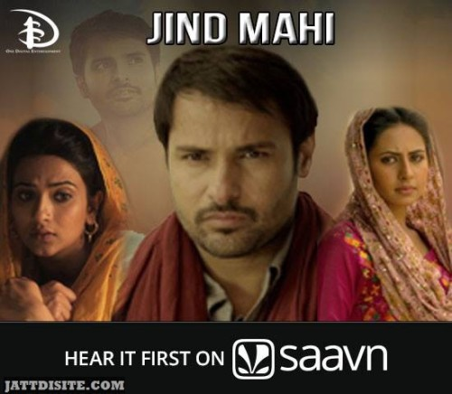 Jind Mahi Song Album Cover Of Amrinder Gill