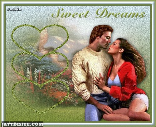 Kiss And Sweet Dream