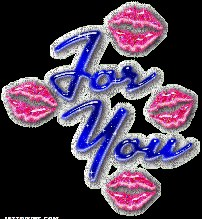Kiss For You Scrap For Orkut