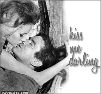 Kiss Me Darling Image
