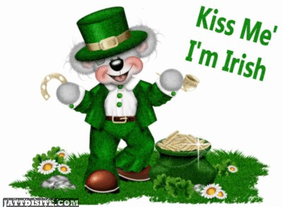 Kiss Me I Am Irish