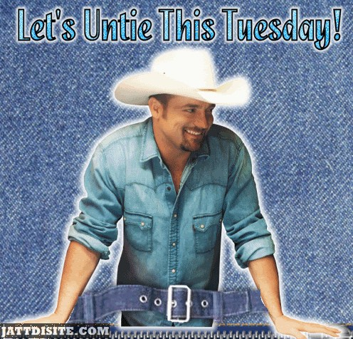 Lets Untie This Tuesday