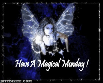 Magical Monday Wishes