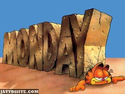Monday Prteasure
