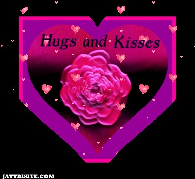 Rose Hug And Kisses