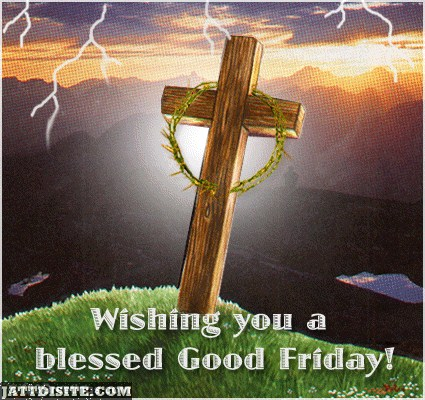 Wishing You To Blessed Friday