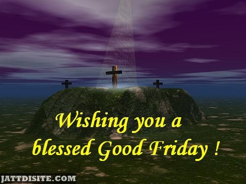 Wishing You a Blessed Friday