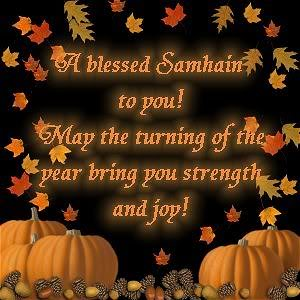 A BLessed Samhain To You