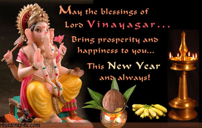 Blessings of Lord Ganesha This New Year
