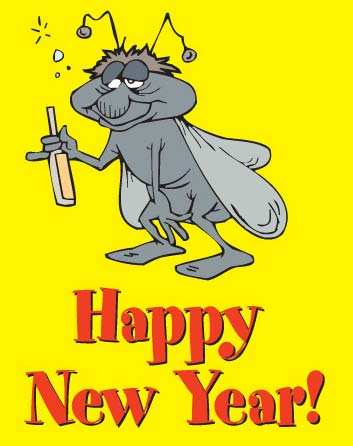 Happy New Year Ecard (2)