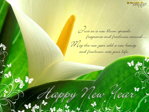 Happy New Year Ecard2