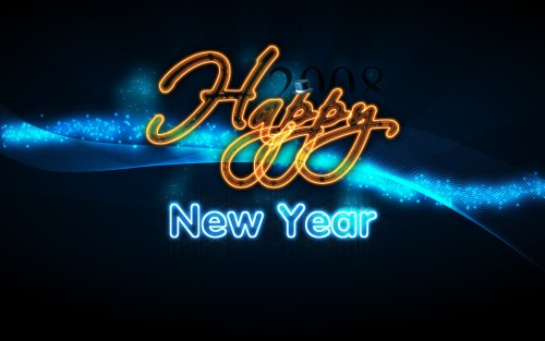 Happy New Year Graphici