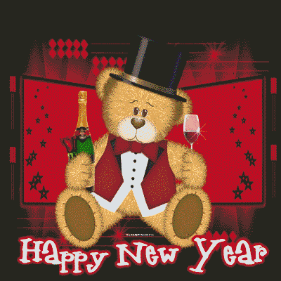 Happy New year Graphic for Fb Share