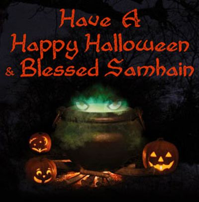 Have A Blessed Samhain