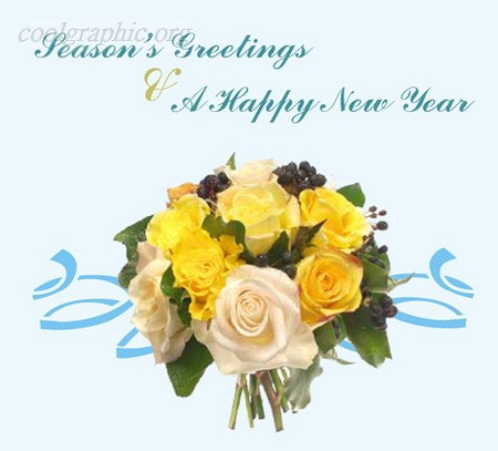 Hi5 Happy new year graphics