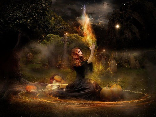 Samhain Awesome Wallpaper
