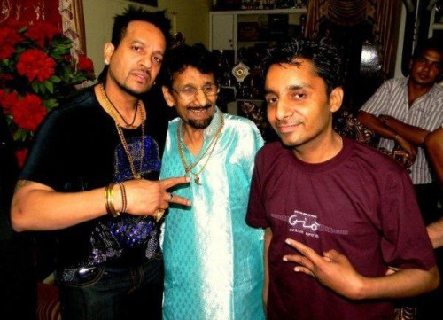 Jazzy B With Late Kuldeep Manak