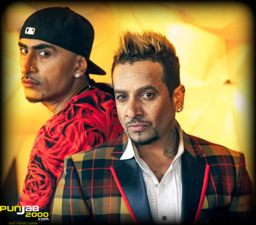 Jazzy B With Zusus
