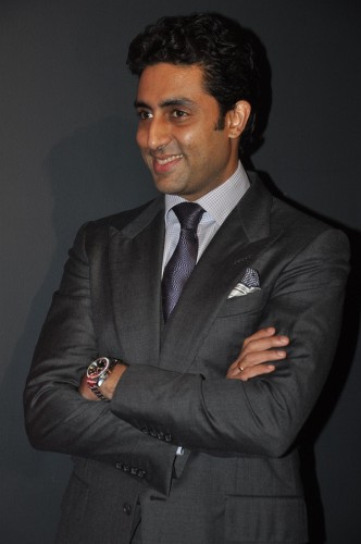 Abhishek Bachchan At Exibhition