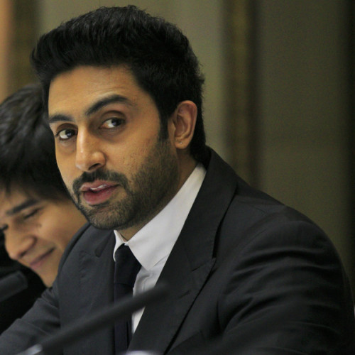 Abhishek Bachchan In Gentle Suit