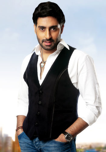 Abhishek Stylish Pose