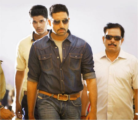 Action hero abhishek bachchan