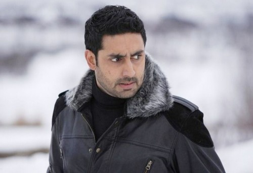 Anger Looks OF Abhishek Bachchan