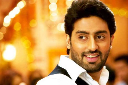 Bollywood Actor Abhishek Bachchan