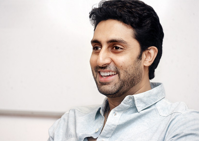 Happy Looks OF Abhishek Bachan