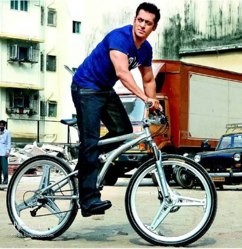 SK On Cool Bicycle