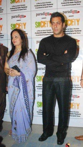 Salman Khan In A Event