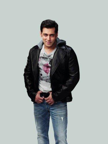 Salman Khan In Cool Jacket