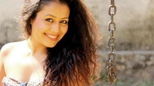 Neha Kakkar Cool Pose