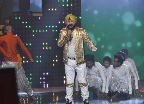 Daler Mehndi on The Voice India for Independence Day Special Episode