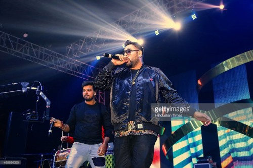Badshah Performing Live