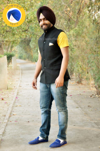 Ammy Virk In Beautiful Dastar