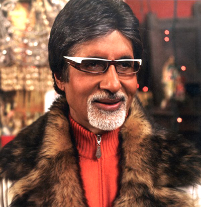 Actor Amitabh Bachchan - Copy